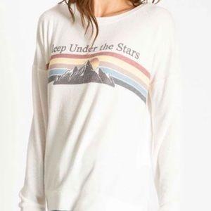 PJ salvage loungewear sweater